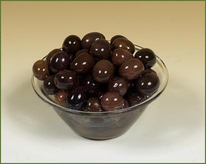 Vaschetta di olive